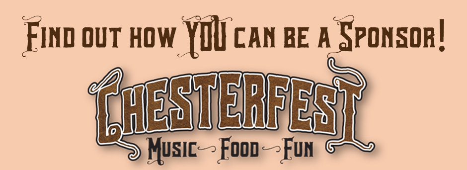 Support Chesterfest!