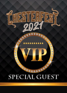 Be a Chesterfest VIP